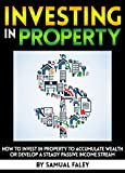 Investing in Property: How to Invest in Property to Accumulate Wealth or Develop a Steady Passive Income Stream