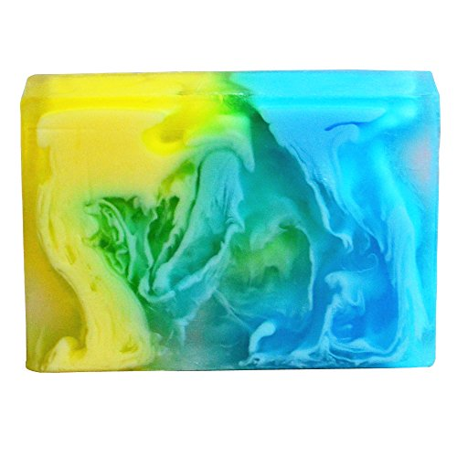 Moisturizing Face Wash Bar Soap Combination of Natural Ingredients Perfect Bath Soap Bar Fights Against Chicken Skin Dryness with a Foaming Net