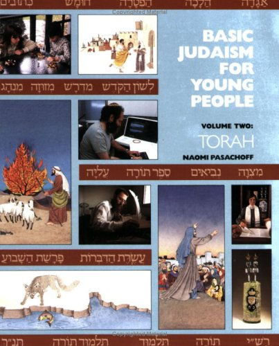 Basic Judaism for Young People, Vol.2: Torah