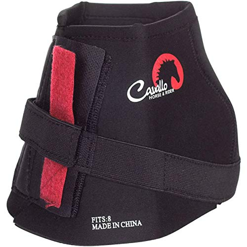 Cavallo Big Foot Boot Pastern Wraps 2-Pack 10