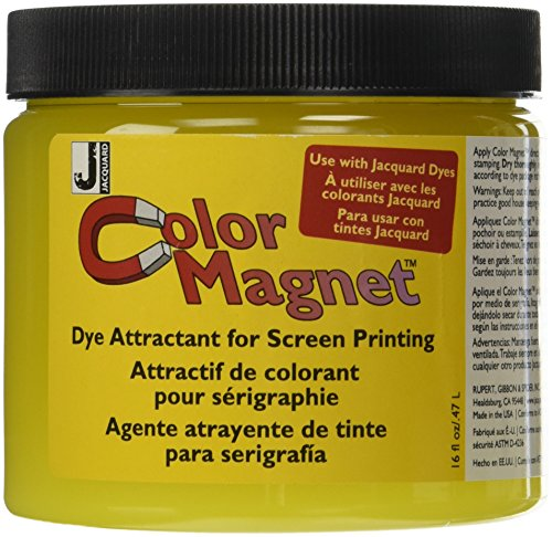Jacquard Products Color Magnet for Silk Screening, 16-Ounce by Jacquard
