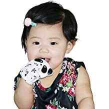 [Sponsored] Silicone Teething Mittens for Babies - Teething Gloves for Infant - Baby Teething Mitten BPA Free - Teethers Toys for Boys|Girl-Soothing Pain relief Teether Toy 0-6 months