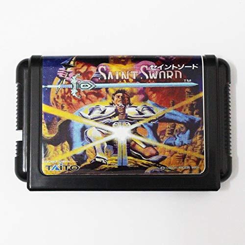 Saint Sword 16 Bit Md Game Card For Sega Mega Drive For Genesis