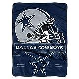 The Northwest Company NFL Dallas Cowboys Prestige Raschel Throw Blanket, 60'' x 80''