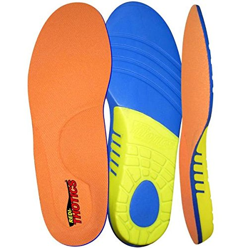Redi-Thotics Control Orthotic Insoles - Size D (Care Redi)