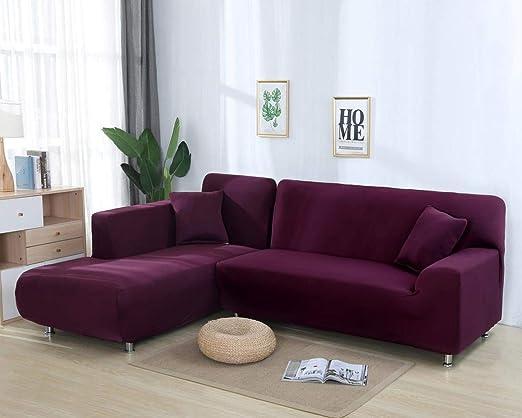 SLLING - Funda para sofá elástica con Base elástica y Espuma ...