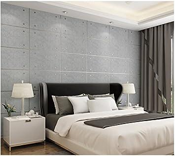 Yosot Modernes Minimalistisches 3D-Hintergrund Tapete Wohnzimmer ...