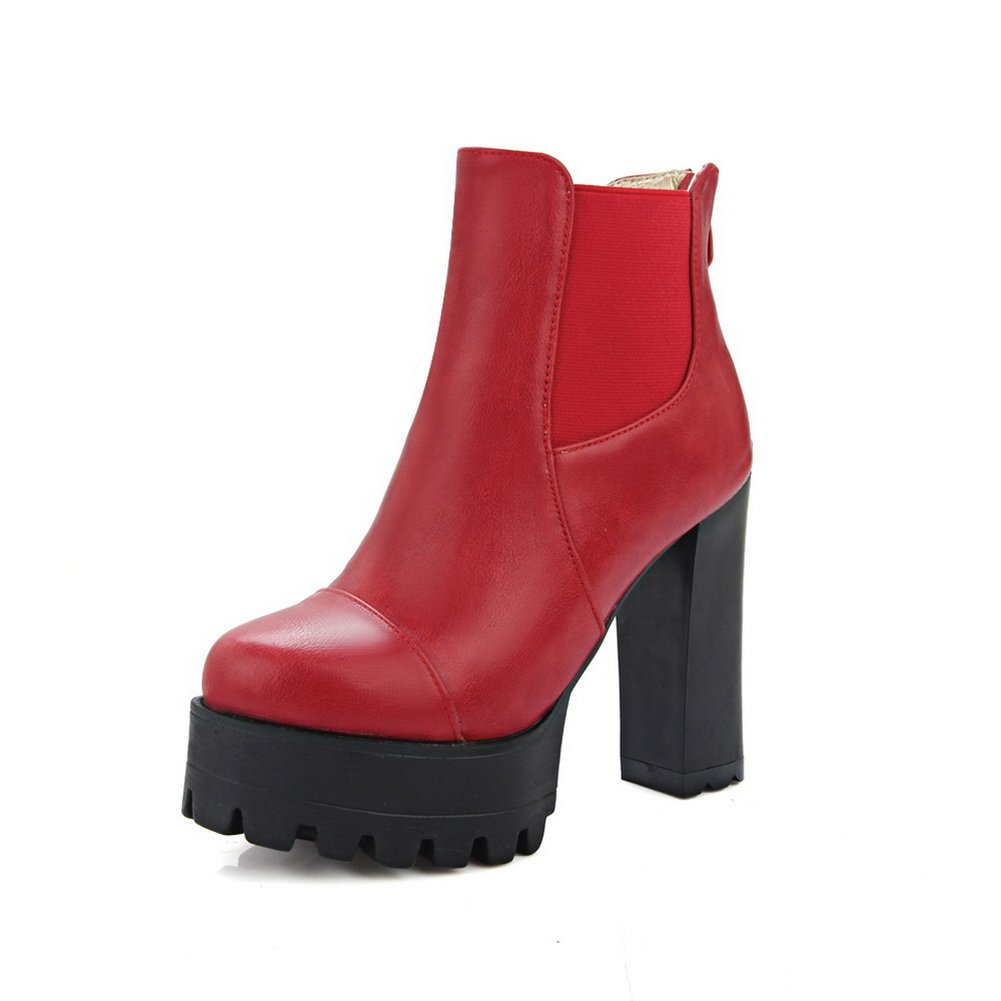 A&N 10549 red , Sandales A&N Compensées femme red 0dd71d7 - therethere.space