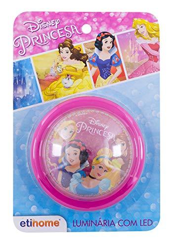 Luminária Princesas Etihome Princesas Multicor