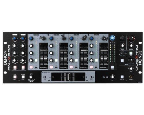 Denon DNX500 Professional Rackmount DJ Mixer ()