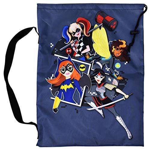 DC Super Hero Girls Pillowcase Bag -