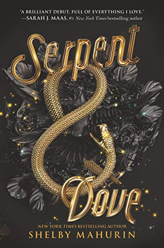 Serpent & Dove (Serpent & Dove, 1) Hardcover – September 3, 2019