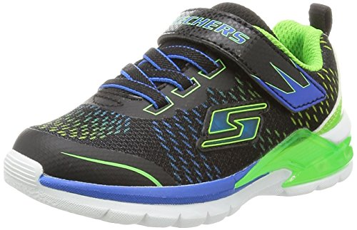 skechers shoes for boys. amazon.com | skechers kids erupters ii lava arc light up sneaker (little kid /toddler) running shoes for boys