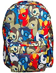 Loungefly MLP Bronies Backpack