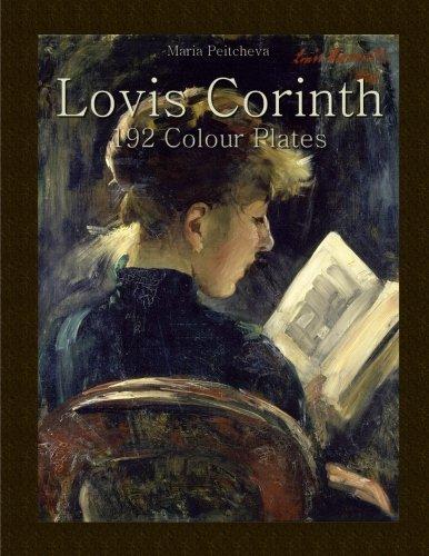 Read Online Lovis Corinth: 192 Colour Plates pdf epub