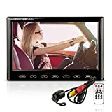 Cheap TEC.BEAN Ultra-thin 7″ HD LCD Vehicle Backup Camera & Monitor Support MP5 Function Night Vision USB Port Touch Button Designed Waterproof Car Rear View Camera WVGA 800RGB480 Distance Scale Lines