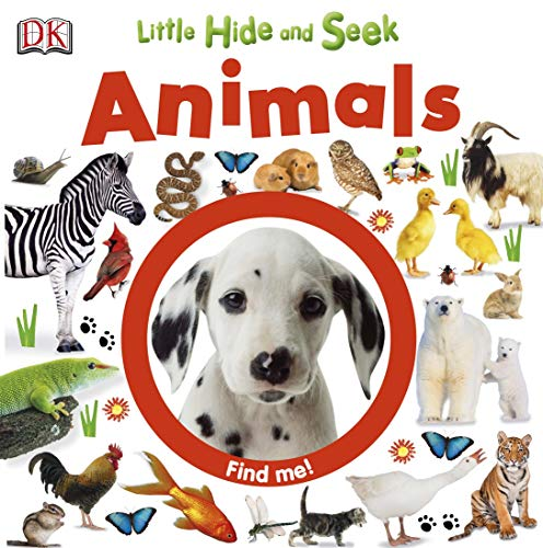 Little Hide and Seek: Animals ()