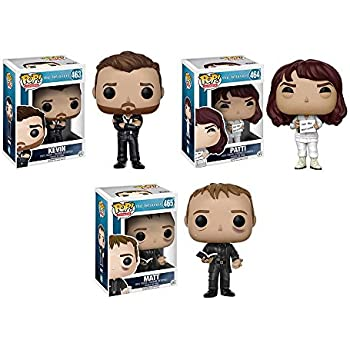 Amazon.com: Funko POP Television Leftovers Patti Action ...