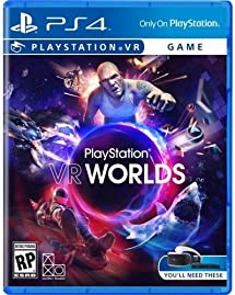 74ee83ddc Amazon.com: VR Worlds - PlayStation VR: PlayStation 4: Video Games