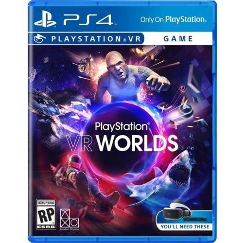 Amazon Com Vr Worlds Playstation Vr Playstation 4 Video Games