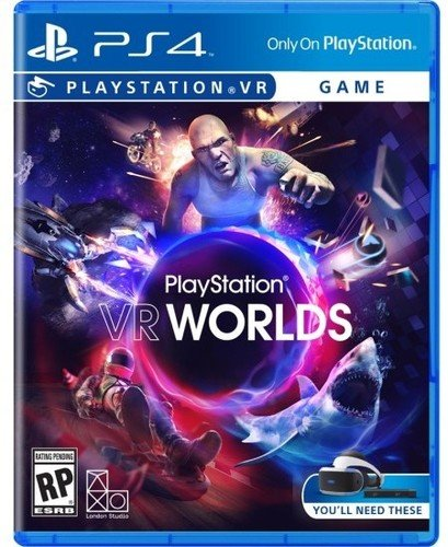 VR Worlds PlayStation 4 product image
