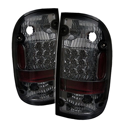 Spyder Auto ALT-YD-TT95-LED-SM Smoke LED Tail Light (99 Tacoma Led Taillights compare prices)