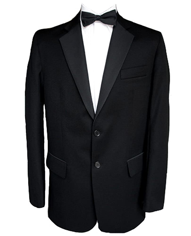 Clermont Direct Finest Barathea Wool Single Breasted Dinner Jacket - Made in The UK