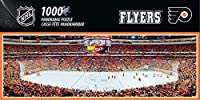 MasterPieces NHL Philadelphia Flyers 1000 Piece Stadium Panoramic Jigsaw Puzzle