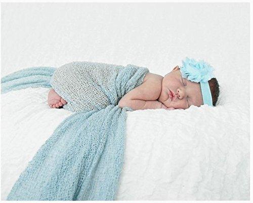 Luxury Stretch Newborn Photography Blanket