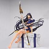 Union Creative Ikki Tousen: Ribbon Doll Unchou Kanu PVC Figure