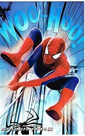 Amazon.com: Spider-Man de The Amazing Spiderman woo-hoo ...