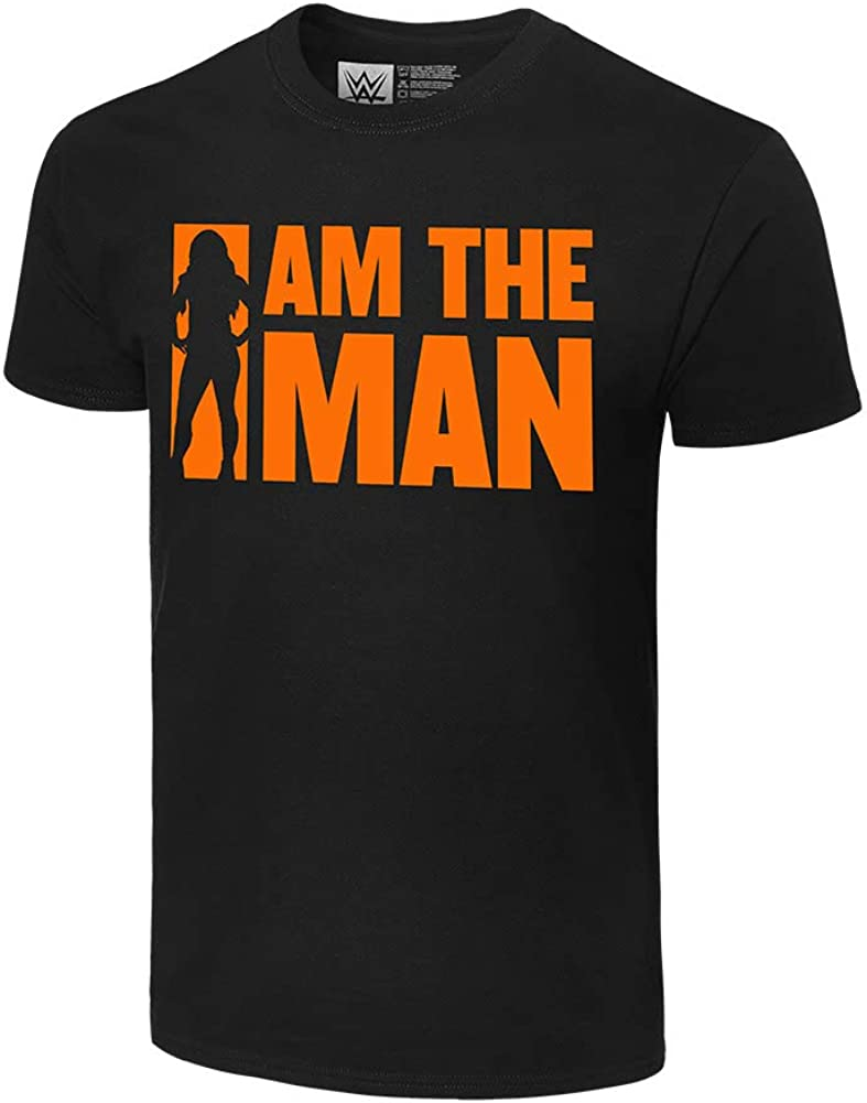 WWE Becky Lynch I Am The Man Authentic T-Shirt