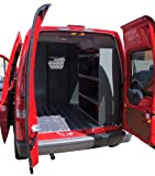 Ford Transit Connect Shelving Storage Unit, True Racks