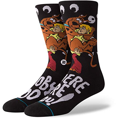 Stance Men's Where Are You Black Medium -