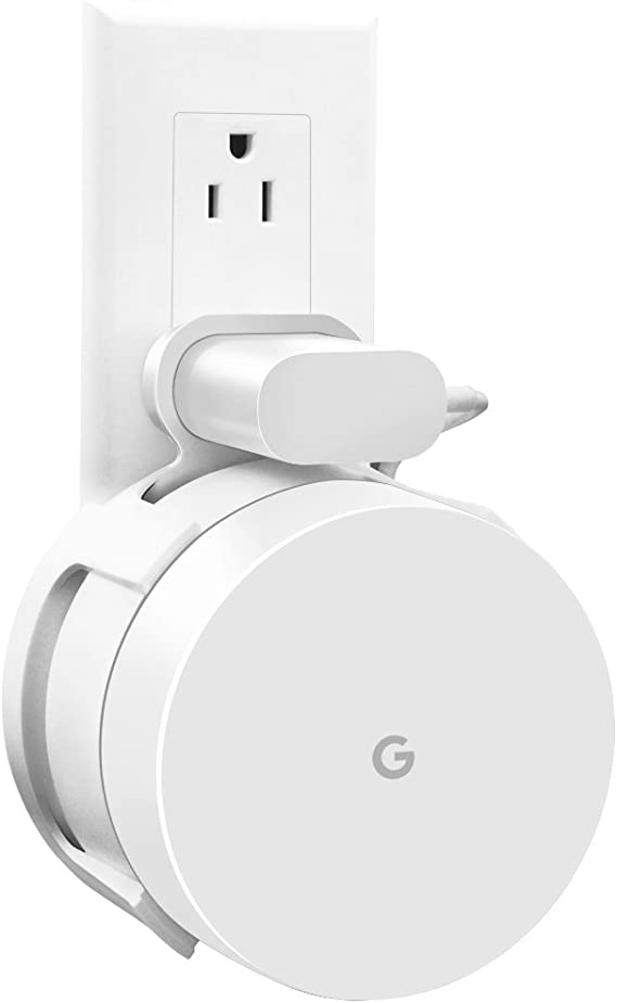 Anco Precision Wall Mount Bracket For Google Wifi 1 Pack