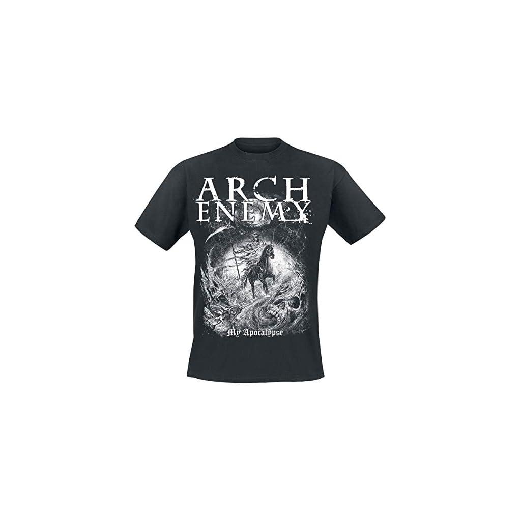 Arch Enemy My Apocalypse Camiseta