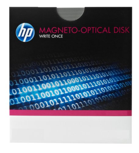 Hewlett Packard 88147J Rewritable Magneto-Optical 5.25 Disk 5.2GB, 2048 bytes/sector, (1-Pack) by HP