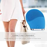 HailiCare Facial Cleansing Brush, Massager and