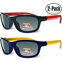 sunggles Kids anteojos de sol polarizadas para las niñas Edad 3a 10, 2unidades)