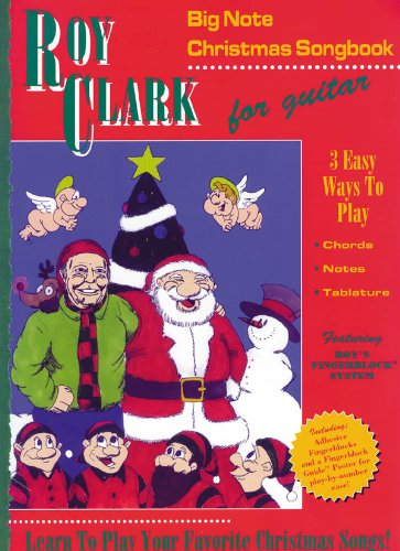 Clark, Roy Christmas Songbook for Guitar