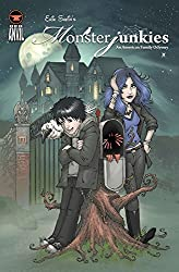 The Monsterjunkies, An American Family Odyssey GN