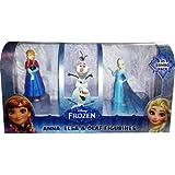 Disney Frozen Anna, Elsa & Olaf 3 in 1 Figurines Set