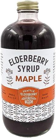 elderbury syrup