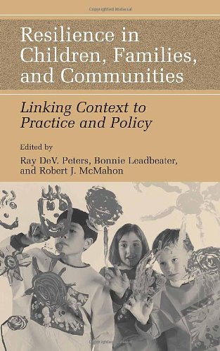 Download Resilience in Children, Families, and Communities Pdf