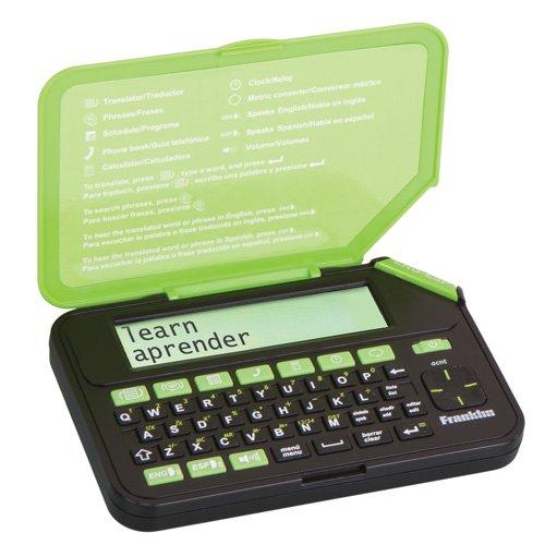 注目 Franklin Speaking spanish-englishトランスレータ( tes-300 ) Model : Franklin Office Store Supply ) Store B00UAH1084, 軽米町:4ab02da5 --- a0267596.xsph.ru