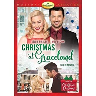 Book Cover: Christmas at Graceland