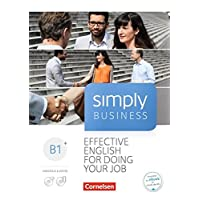 Simply Business: B1+ - Coursebook: Mit Video-DVD, Audio/MP3-CD und App