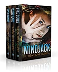 Mindjack Box Set by Susan Kaye Quinn ebook deal