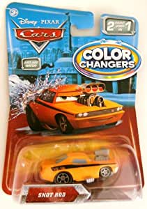 Cars - T5644 - Coches miniatura - Cambiadores de color - olla - Mocarra [Importado de Francia]