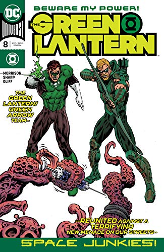 Amazon.com: The Green Lantern (2018-) #8 eBook: Grant ...